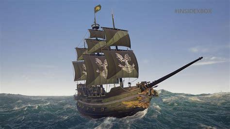 halo spartan ship set  sea  thieves shacknews