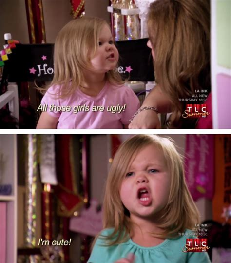 Toddlers And Tiaras Meme - 19 more wtf moments from toddlers and tiaras pleated jeans