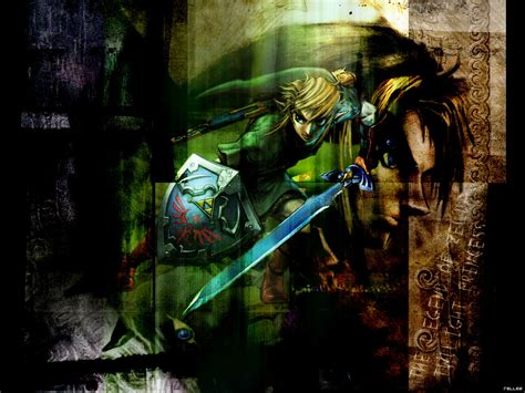 The Legend Of Zelda Wallpaper 1024x768 Wallpapersafari