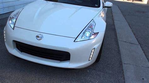 370z Lights by 2013 Nissan 370z Led Daytime Running Light Enable Kit