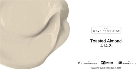 toasted almond 414 3 voice of color ppg pittsburgh