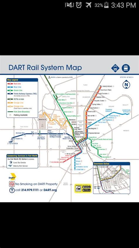 Dallas Metro-Rail Map for Android - APK Download