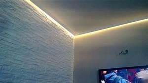 Corniche Polystyrène Pour Plafond : hc de salon de jujumccoy cin son ~ Premium-room.com Idées de Décoration