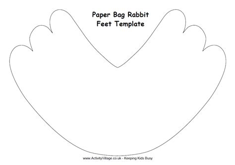 feet template   clip art  clip art
