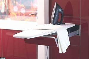 Planche à Repasser Murale : table a repasser murale pliante ~ Premium-room.com Idées de Décoration
