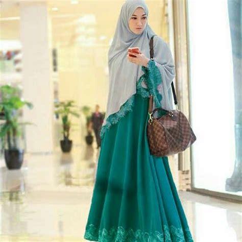 hijab syari lyra virna tutorial hijab terbaru