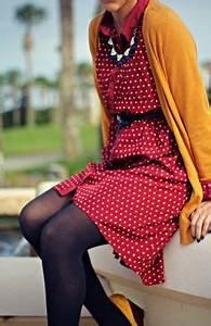 1000 ideas about Polka Dot Dresses on Pinterest