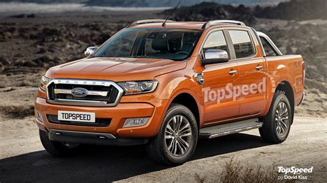 2018 Ford Ranger Review
