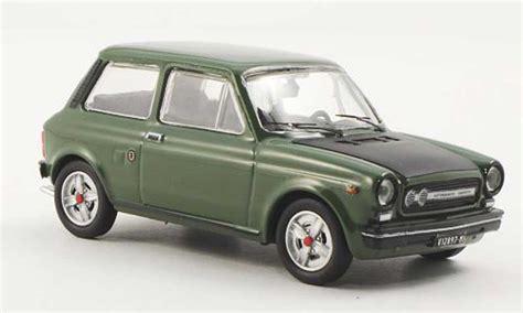 Autobianchi A112 Abarth green/back 1973 Best diecast model ...