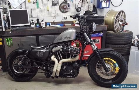 Harley-davidson Forty Eight For Sale In Australia