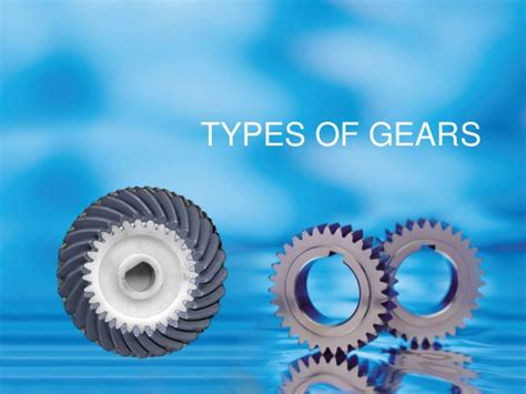 Different Types Of Gear & Maintenance By Md. Raijul Islam