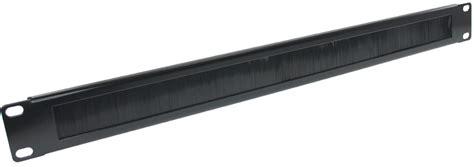 rackmount brush strip panel