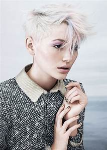 Coupe Courte De Cheveux Femme : coupe courte femme blonde parce que la crini re xs c est hyper tendance ~ Dallasstarsshop.com Idées de Décoration
