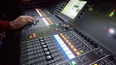 mixer console audio mixer mixing board fader and mixing