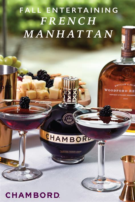 20 amazing alcoholic coffee drink recipes. How to make a chambord manhattan | Recipe in 2020 | Coffee drink recipes, Cocktails, canapes ...