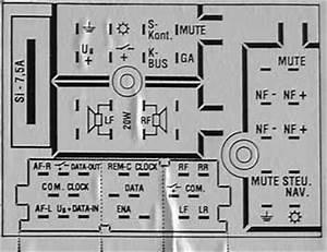 Audi Concert Plus Pinout Diagram   Pinoutguide Com