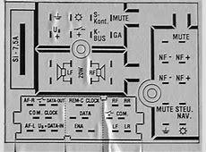 Audi Concert PLUS pinout diagram pinoutguidecom