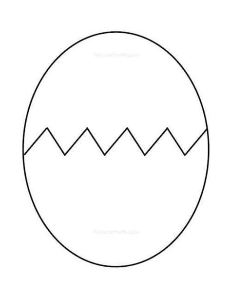 printable egg pattern  soccer mom blog