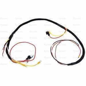 Ford 8n Wiring Diagram Front Mount : ford 8n tractor main wiring harness 8n14401b generator ~ A.2002-acura-tl-radio.info Haus und Dekorationen