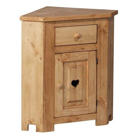 commode d angle chambre meuble bas d 39 angle avec coeur 1 porte 1 tiroir achat