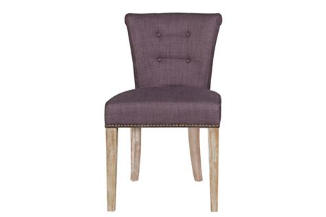 Lexi Purple Dining Chair At Gardnerwhite