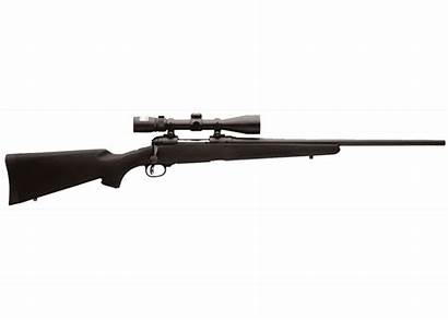 Rifle Savage Bolt Action Trophy Hunter Arms
