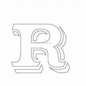 victorian letter stencils stencil letters org With vintage letter stencils
