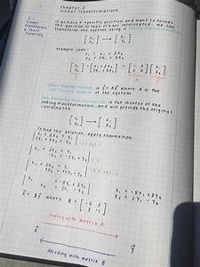 Studium Note Berechnen : slammyslam are my linear algebra notes neat ~ Themetempest.com Abrechnung
