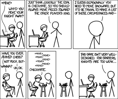 logically explain xkcd