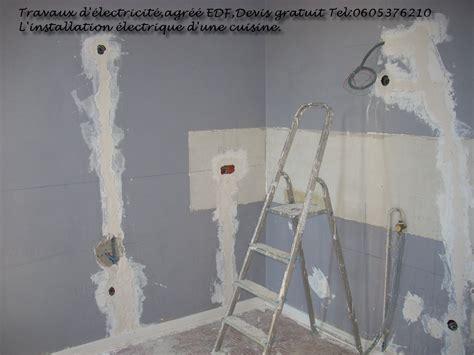 humidité cuisine pourquoi rénover vos installation électriques