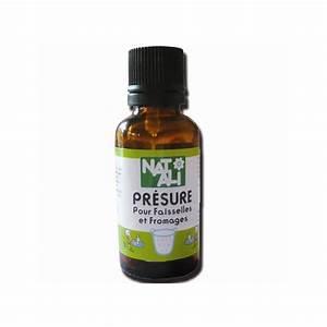 Présure Pour Fromage : pr sure liquide 30 ml natali acheter sur ~ Melissatoandfro.com Idées de Décoration