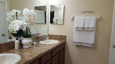 decorating ideas for master bathrooms master bathroom decor and organization