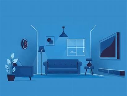 Flat Sofa Dribbble Wife Project Shots
