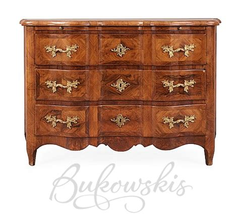 bureau authentic style affordable a late baroque th century commode with