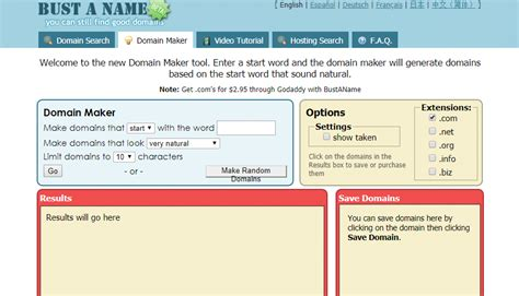How Choose Domain Name Tips Stand Out Fixall