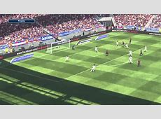 PES 2015 NEW GAMEPLAY BARCELONA VS REAL MADRID PS4
