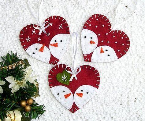 Magicforest Tree Sewing Set snowman ornaments snowman decor felt