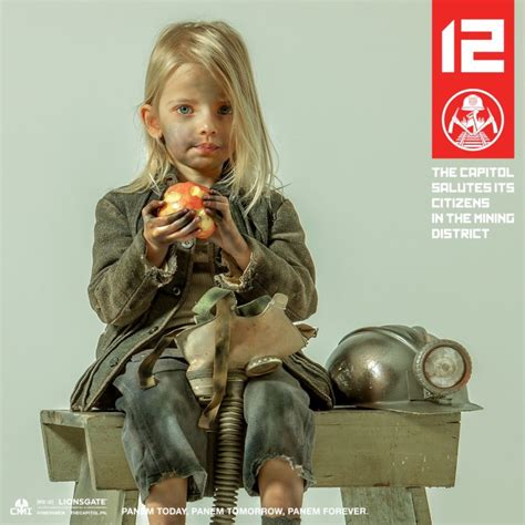 'Hunger Games' propaganda posters tease plot of new movie ...