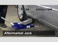 20062013 BMW 335i Jack Up How To 2011 BMW 335i 30L 6