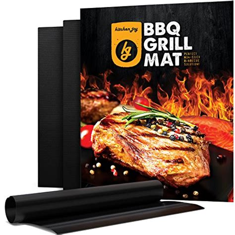 Grill Cooking Mats - bbq grill mat set of 3 non stick grill mats barbecue