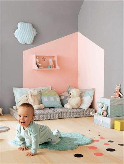 dans la chambre nos astuces en photos pour peindre une pièce en deux