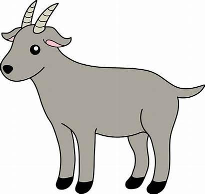 Clipart Goat Clipartbest