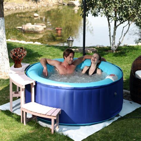 Whirlpool Fuer Den Garten by Portabler Whirlpool F 252 R Innen Oder Drau 223 En Bereitet Gro 223 E