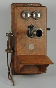Identify Antique Wall Telephones With Photo Examples