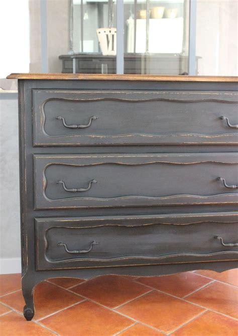bureau bois foncé 17 meilleures idées à propos de meubles en bois foncé sur