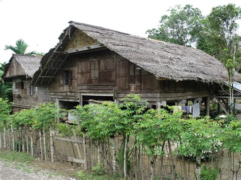 rumah adat aceh  jaya interesting features include