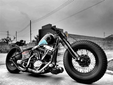 Counter Balance Motorcycles
