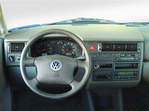 volkswagen dashboard volkswagen eurovan reviews research new used models