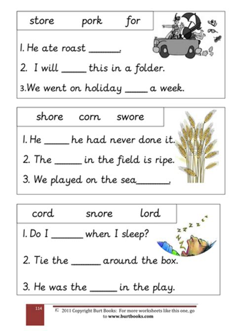 phonics the or sound by coreenburt teaching resources tes