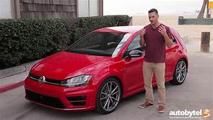 2017 Volkswagen Golf R : 2017 volkswagen golf r test drive video review youtube ~ Maxctalentgroup.com Avis de Voitures